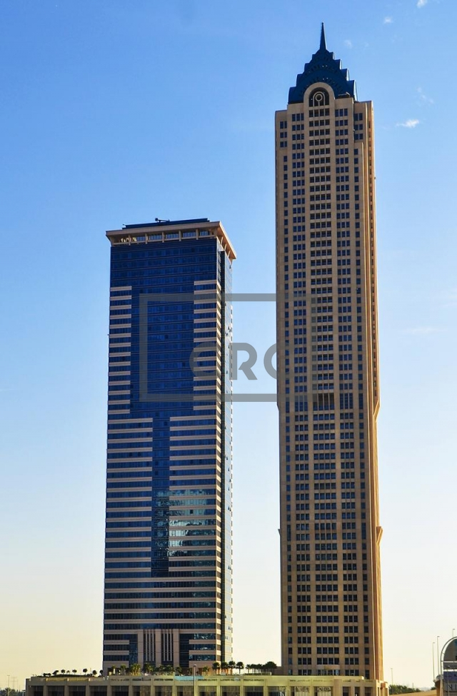 office for sale in business bay, churchill executive tower | 7