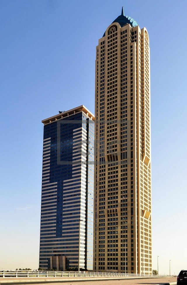 office for sale in business bay, churchill executive tower | 8