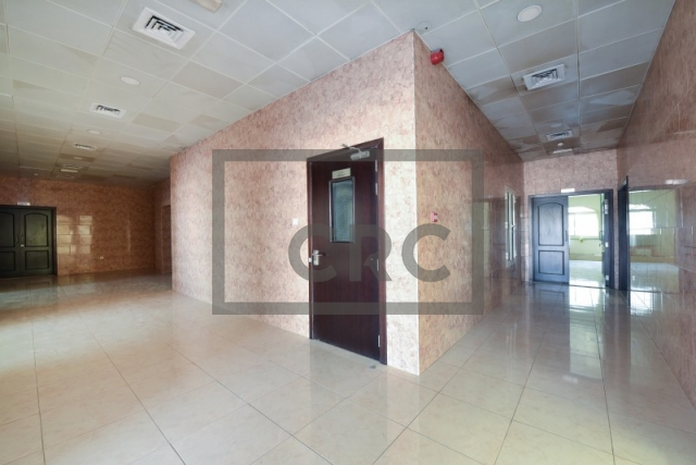 partitioned and semi-furnished labour camp for sale in muhaisnah, muhaisnah 2 | 0