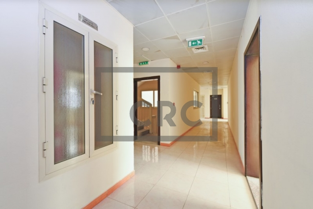 partitioned and semi-furnished labour camp for sale in muhaisnah, muhaisnah 2 | 2