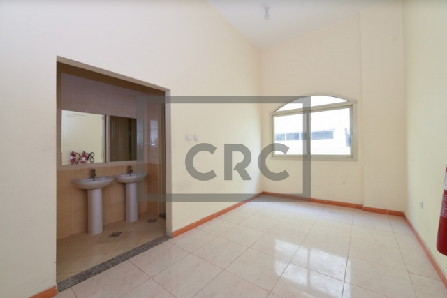 partitioned and semi-furnished labour camp for sale in muhaisnah, muhaisnah 2 | 5