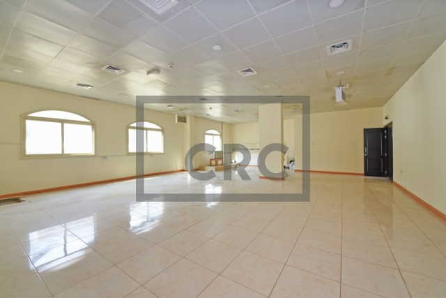 partitioned and semi-furnished labour camp for sale in muhaisnah, muhaisnah 2 | 1