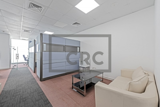 fitted office for sale in business bay, iris bay | 1