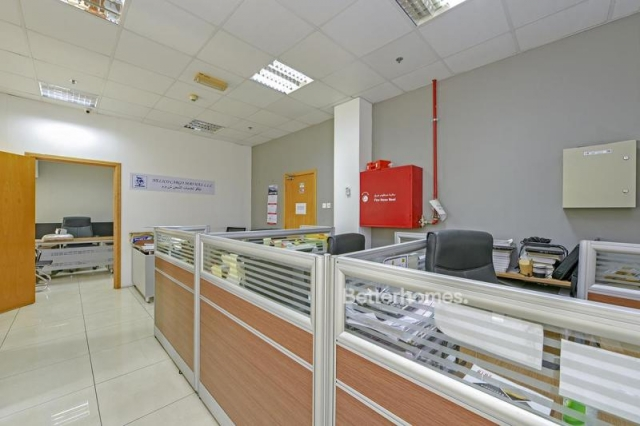 fitted and partitioned warehouse for sale in jebel ali, jafza | 8