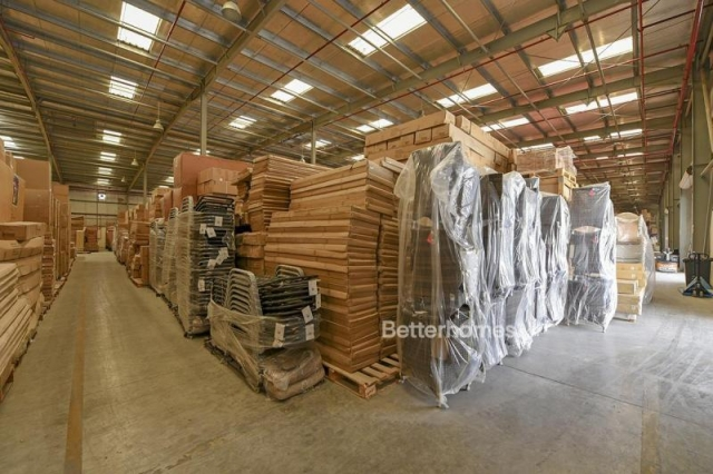 fitted and partitioned warehouse for sale in jebel ali, jafza | 10