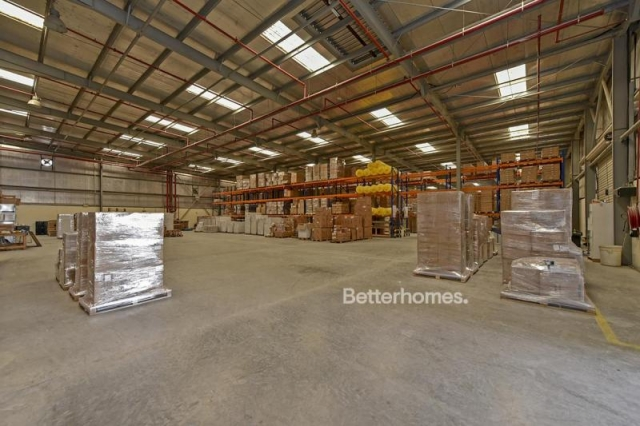 fitted and partitioned warehouse for sale in jebel ali, jafza | 11