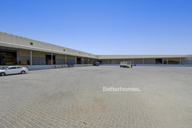 fitted and partitioned warehouse for sale in jebel ali, jafza | 12