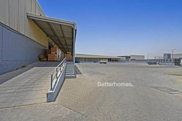 fitted and partitioned warehouse for sale in jebel ali, jafza | 5