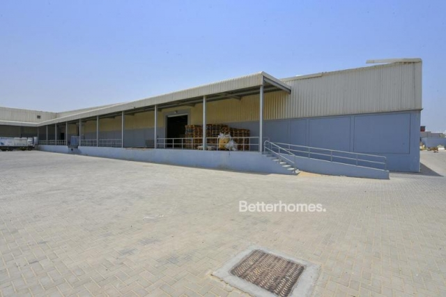 fitted and partitioned warehouse for sale in jebel ali, jafza | 7