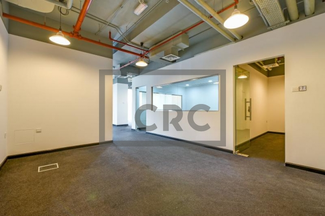1,881 sq.ft. Office in Business Bay, The Oberoi Centre for AED 2,821,815