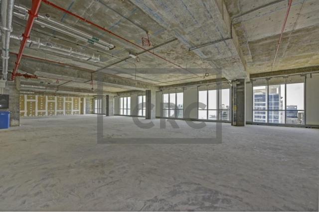3,932 sq.ft. Office in Dubai Marina, Marina Plaza for AED 5,112,000