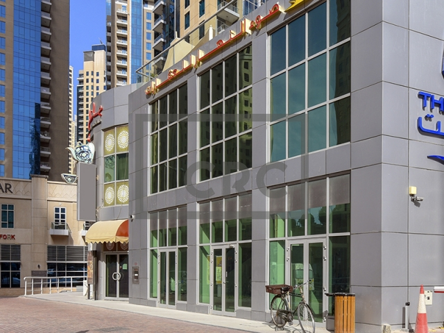 retail for sale in dubai marina, the point | 10