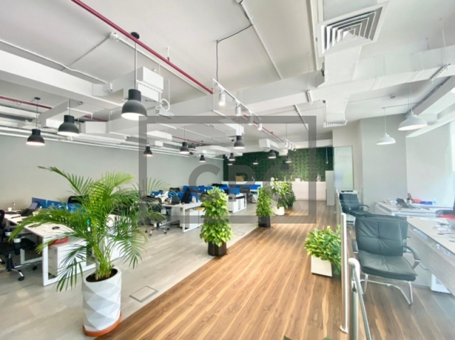 2,880 sq.ft. Office in Business Bay, The Opus for AED 4,896,000