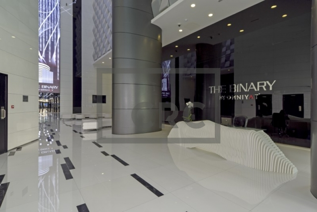 office for sale in business bay, the binary tower | 7