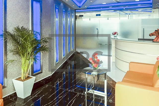 1,938 sq.ft. Office in Business Bay, The Binary Tower for AED 2,300,000