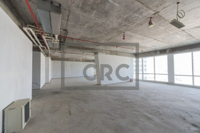 1,934 sq.ft. Office in Business Bay, Sobha Sapphire for AED 1,295,893