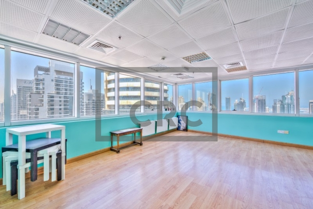 office for sale in jumeirah lake towers, one lake plaza | 2