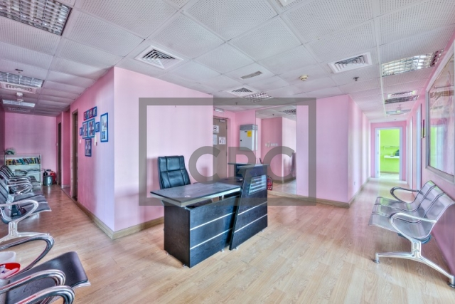office for sale in jumeirah lake towers, one lake plaza | 3