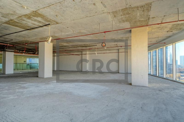 office for sale in business bay, crystal tower | 2