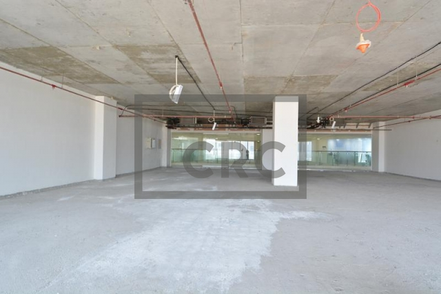 office for sale in business bay, crystal tower | 3
