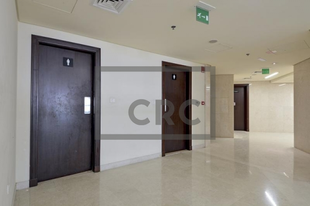 office for sale in business bay, crystal tower | 7