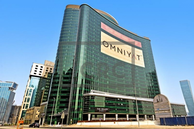 office for sale in business bay, the binary tower | 8