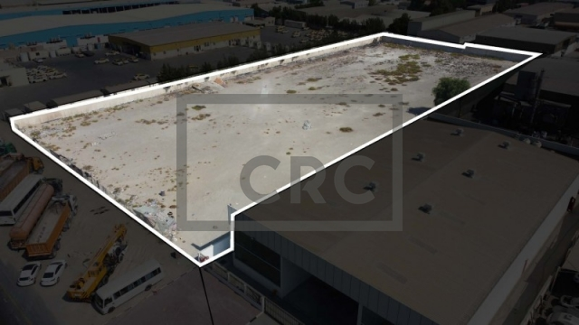 commercial plot for sale in al quoz, al quoz industrial district   0