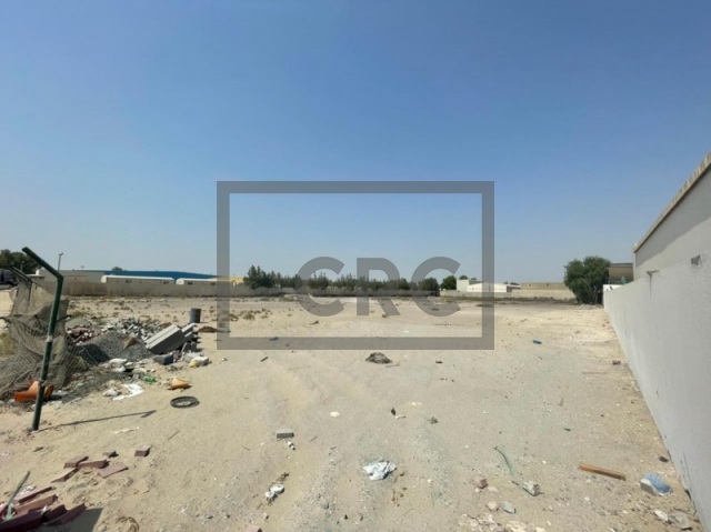 commercial plot for sale in al quoz, al quoz industrial district   1