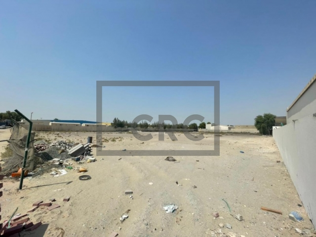 commercial plot for sale in al quoz, al quoz industrial district   2