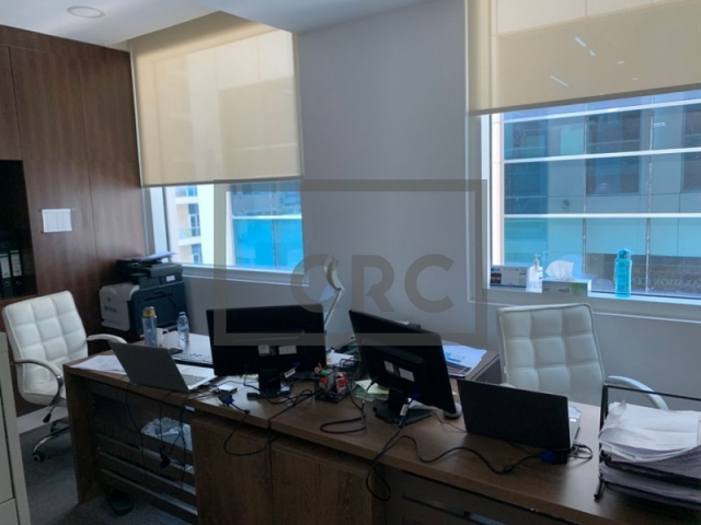 office for sale in business bay, bay square building 6 | 3