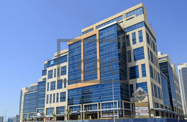 office for sale in business bay, bay square building 6 | 7