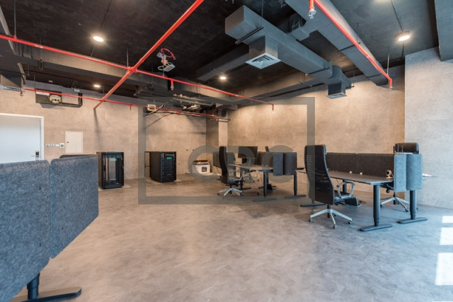 furnished office for sale in business bay, the metropolis | 1