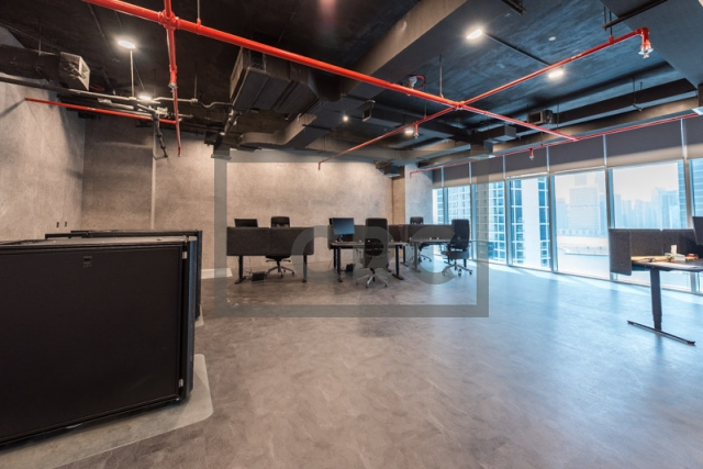 furnished office for sale in business bay, the metropolis | 2