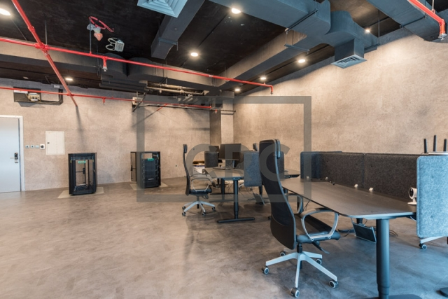furnished office for sale in business bay, the metropolis | 5