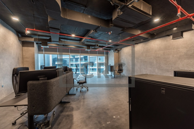 furnished office for sale in business bay, the metropolis | 6