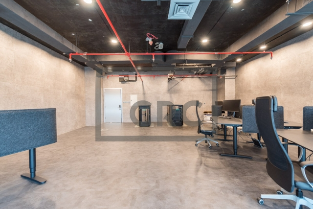 furnished office for sale in business bay, the metropolis | 7