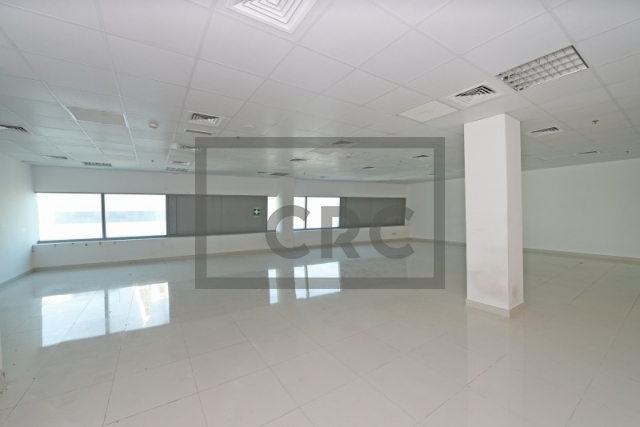 semi-furnished office for sale in business bay, iris bay | 2