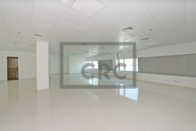 semi-furnished office for sale in business bay, iris bay | 1