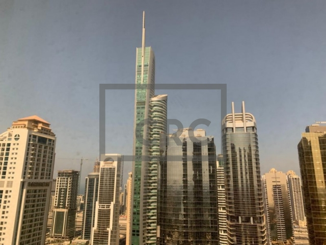 1,268 sq.ft. Office in Jumeirah Lake Towers, Mazaya Business Avenue Aa1 for AED 950,670