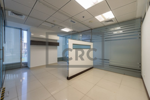 office for sale in jumeirah lake towers, saba 1 | 8