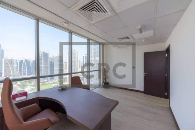 office for sale in jumeirah lake towers, tiffany tower | 1