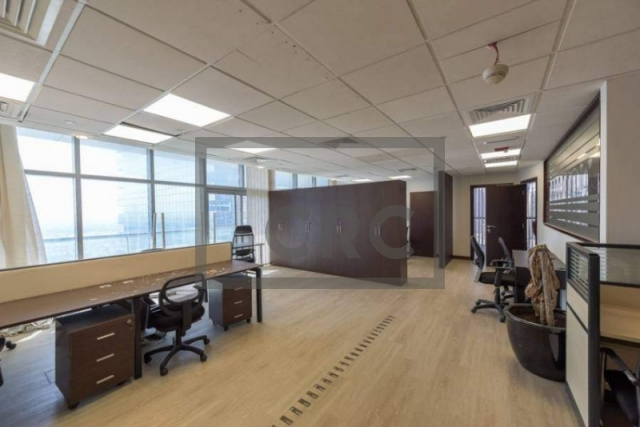 office for sale in jumeirah lake towers, tiffany tower | 3