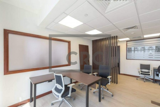 office for sale in jumeirah lake towers, tiffany tower | 4