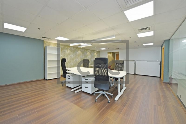 office for sale in jumeirah lake towers, fortune executive | 3