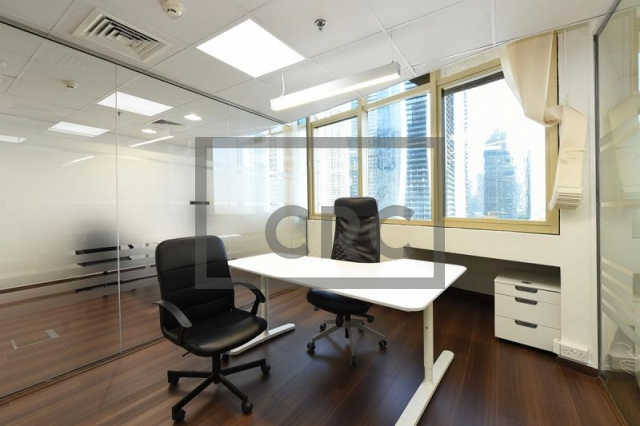 office for sale in jumeirah lake towers, fortune executive | 1