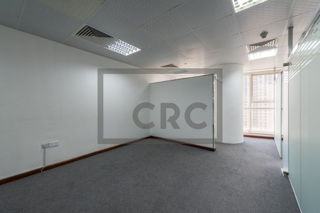 office for sale in jumeirah lake towers, goldcrest executive | 1