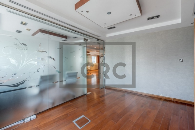 furnished office for sale in jumeirah lake towers, hds tower | 6