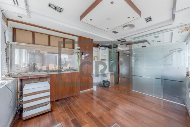 furnished office for sale in jumeirah lake towers, hds tower | 3