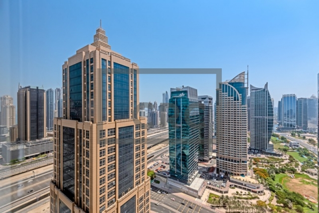 furnished office for sale in jumeirah lake towers, hds tower | 13