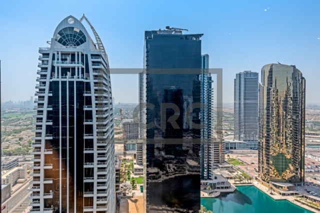furnished office for sale in jumeirah lake towers, hds tower | 15